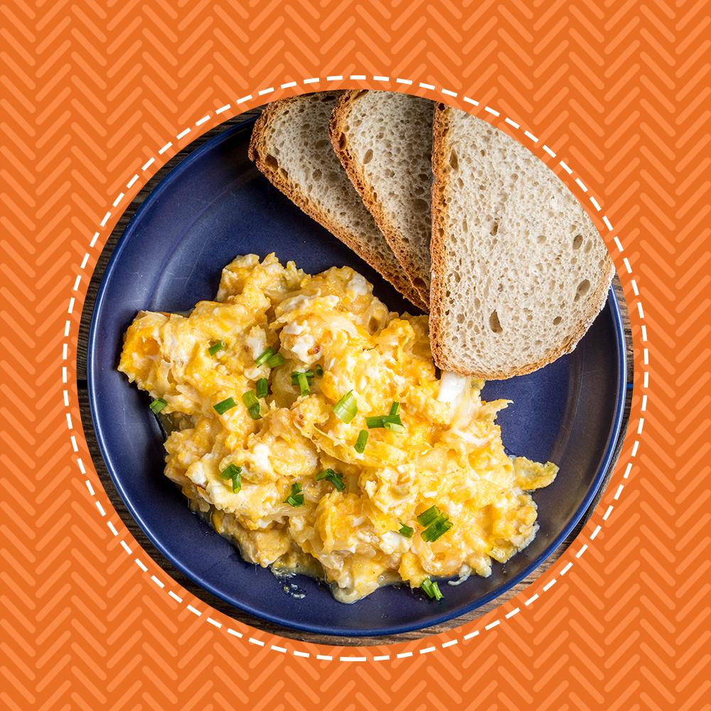 Jak przygotować idealną jajecznicę?
